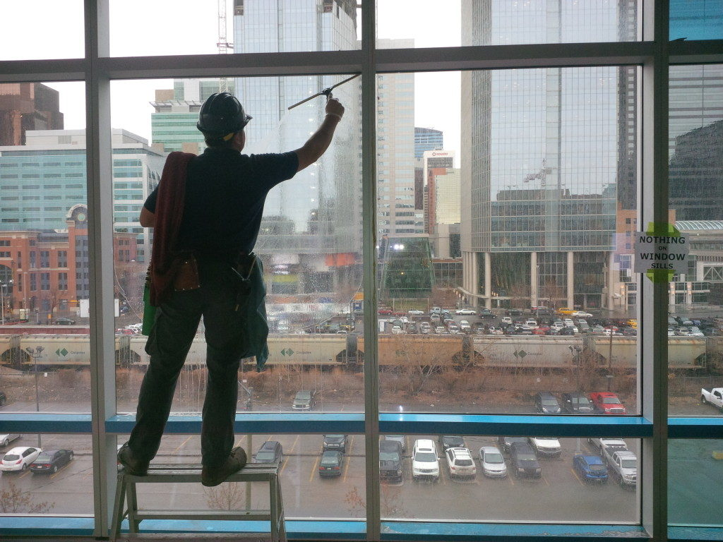 Urbancore Cleaning Sevices - Window Cleaning